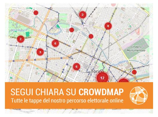 Chiara Foglietta Su CrowdMap
